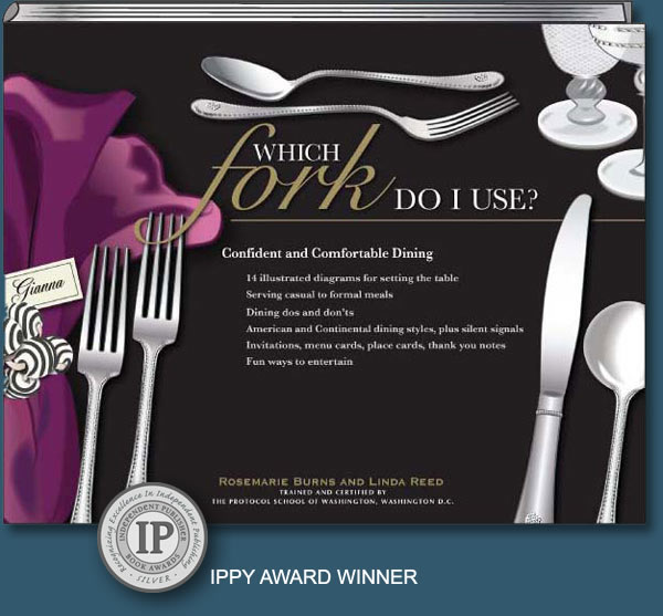 Which Fork Do I Use? book by  Rosemarie Burns and Linda Reed
