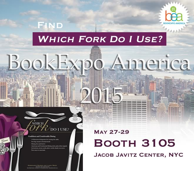 Book Expo America booth 3105
